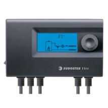 EUROSTER 11M keverőszelep és szivattyú vezérlő
